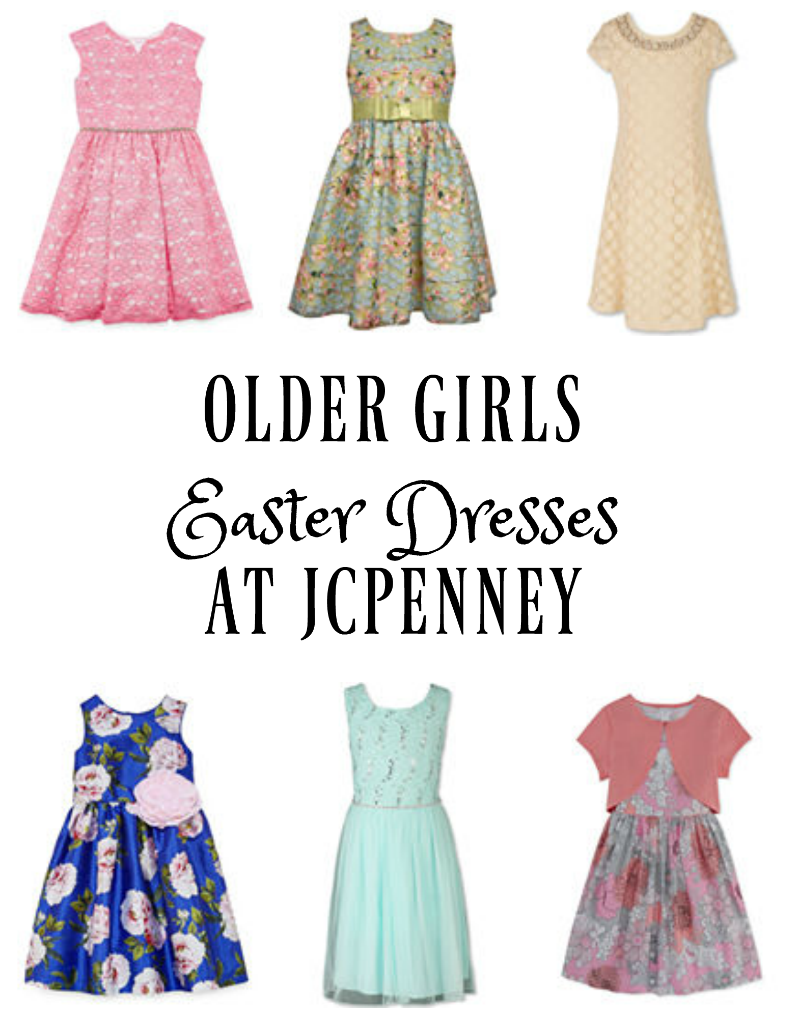 Jcpenney Christmas Dresses Girl pictures