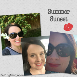 Summer Sunset LipSense Review