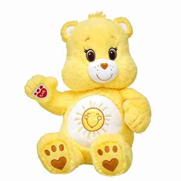 Funshine Bear Build A Bear