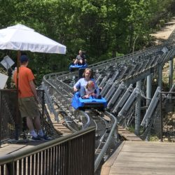 Best Branson Attraction: The Runaway Coaster