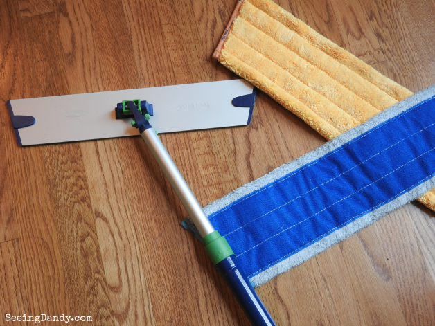 How To Clean Hardwood Floors Using Only Water Seeing Dandy