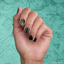 How To Create Fangirl Nail Art Designs