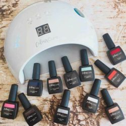 Best Long Lasting Nail Color: Jamberry ColourCure