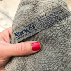 Norwex Body Pack Giveaway – Graphite Color