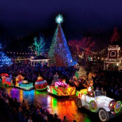 Best Silver Dollar City Events Fall/Winter 2017