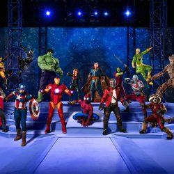 Marvel Universe Live St Louis – Opens Thursday!