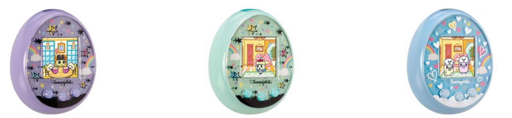 Fairy themed Tamagotchi On virtual pet.