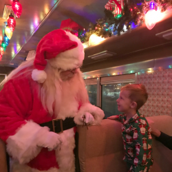 Best Holiday Attraction: St. Louis Polar Express Train Ride