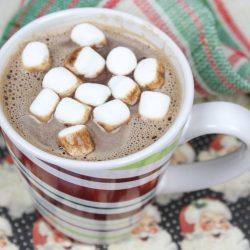 How To Make Nutella Hot Chocolate For Christmas