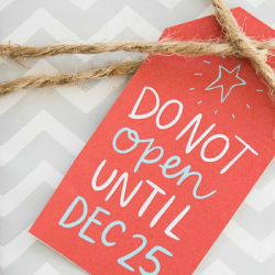 14 Gift Tag Ideas For The Holidays