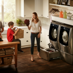 Make Laundering Easier With LG Twin Wash From Best Buy