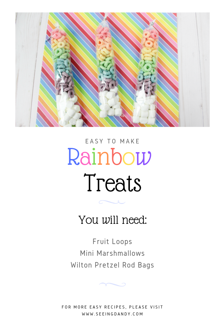 Rainbow leprechaun treats Pinterest idea for St. Patrick's Day.