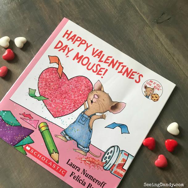 Cute Valentine books for kids.