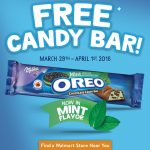 OREO Mint Chocolate Candy Bars At Walmart