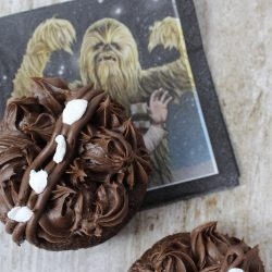 How To Make Chocolate Chewbacca Donuts