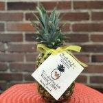 Free Printable Pineapple Quote Teacher Gift Idea