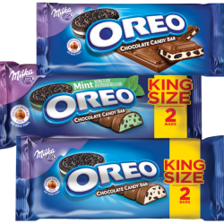 OREO Chocolate Candy Bar Printable Coupon At HEB