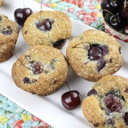 Delicious Cherry Chocolate Chip Muffins