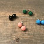 Gumball Earrings – A Simple Statement Piece