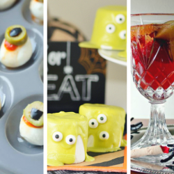 17 Spooky Recipes For A Halloween Party