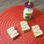 Easy To Make Mummy Rice Krispies Treats