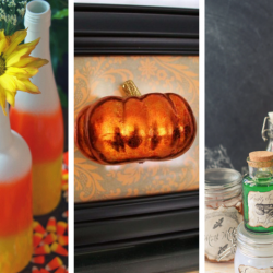 15 Easy DIY Halloween Decoration Ideas