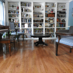 How To Sweep Hardwood Floors Without Much Effort