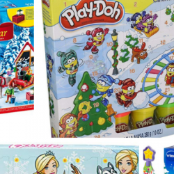 15 Christmas Advent Calendars For Kids
