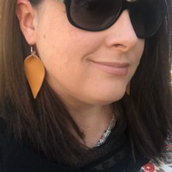 Leather Earrings And Where To Find Them