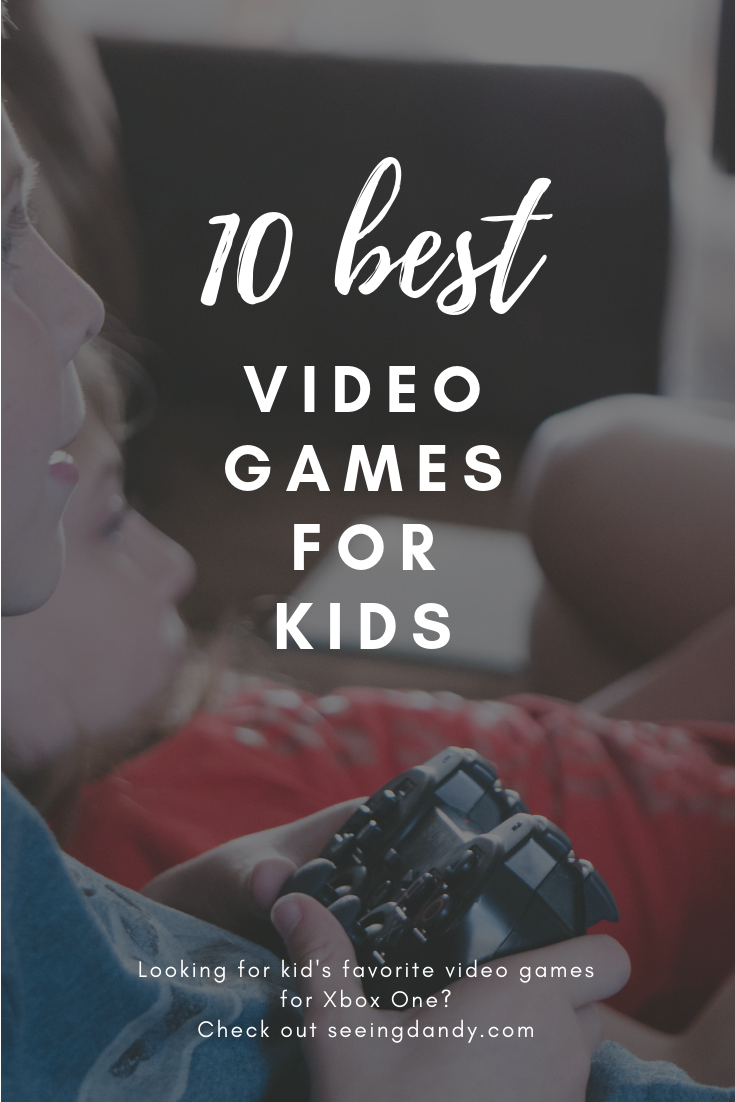 10 best Xbox One Video Games for kids.