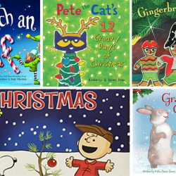 16 Christmas Books for Kindergarteners