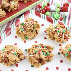 Christmas Crunchies No Bake Holiday Treats