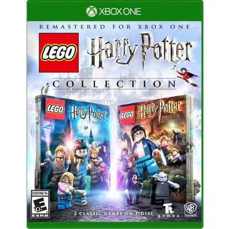 Harry Potter Collection Xbox One Video Games.