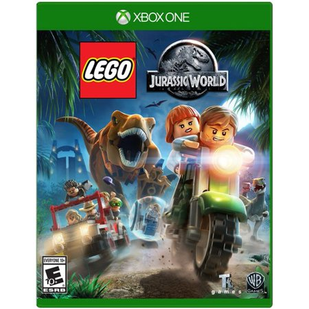 LEGO Jurassic World Xbox One Video Games.