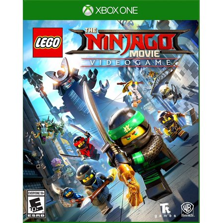 Ninjago Movie Xbox One Video Games.
