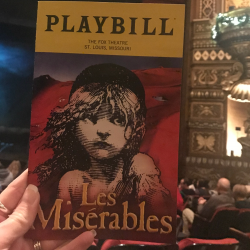 Les Misérables United States Tour At The Fabulous Fox In St. Louis