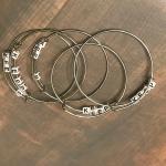 DIY 2019 Mutual Theme Bracelets For Young Women