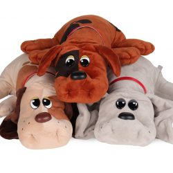 Pound Puppies from Basic Fun Toys.