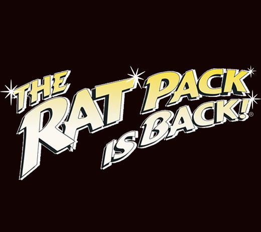 The Rat Pack Is Back musical performance.