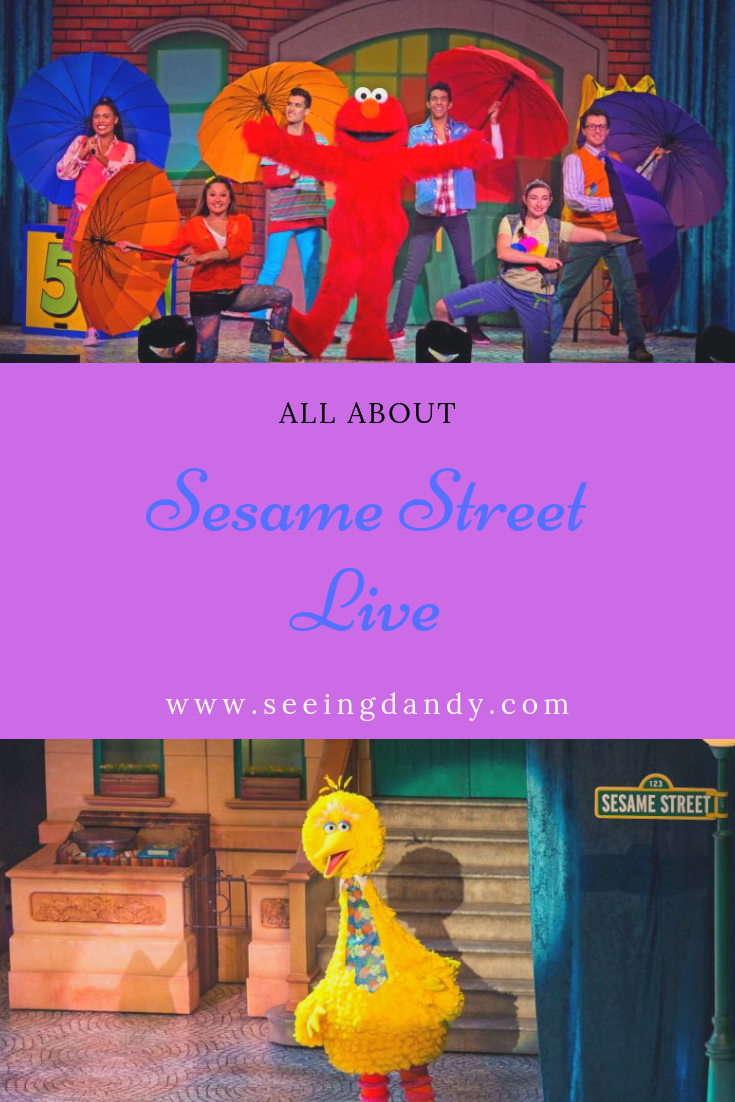 Stifel Theatre in St. Louis, Missouri for celebrating a family Valentine's Day with Sesame Street Live.