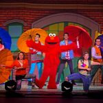 Family Valentine's Day In St. Louis At Sesame Street Live