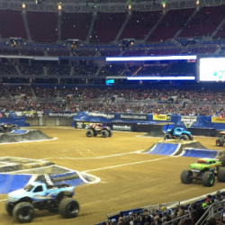 5 Reasons To Go To The Monster Jam Pit Party