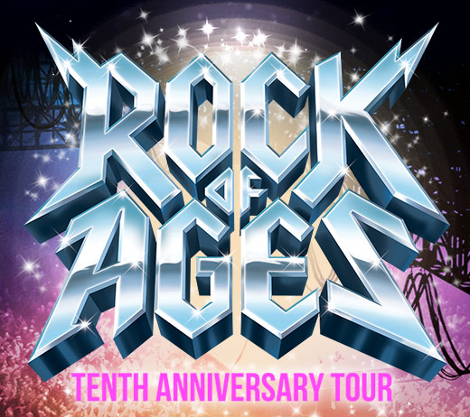 Rock Of Ages broadway musical featuring hits of the 80's.