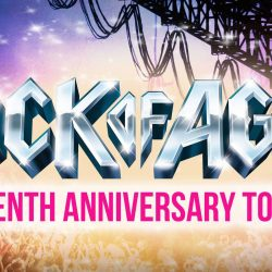 Rock Of Ages 10th Anniversary tour.
