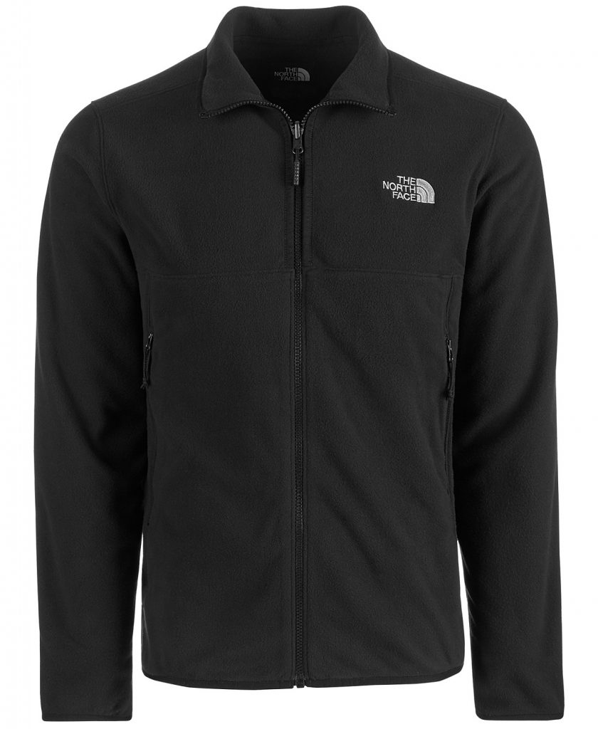 Macy's The North Face deal on fleece.