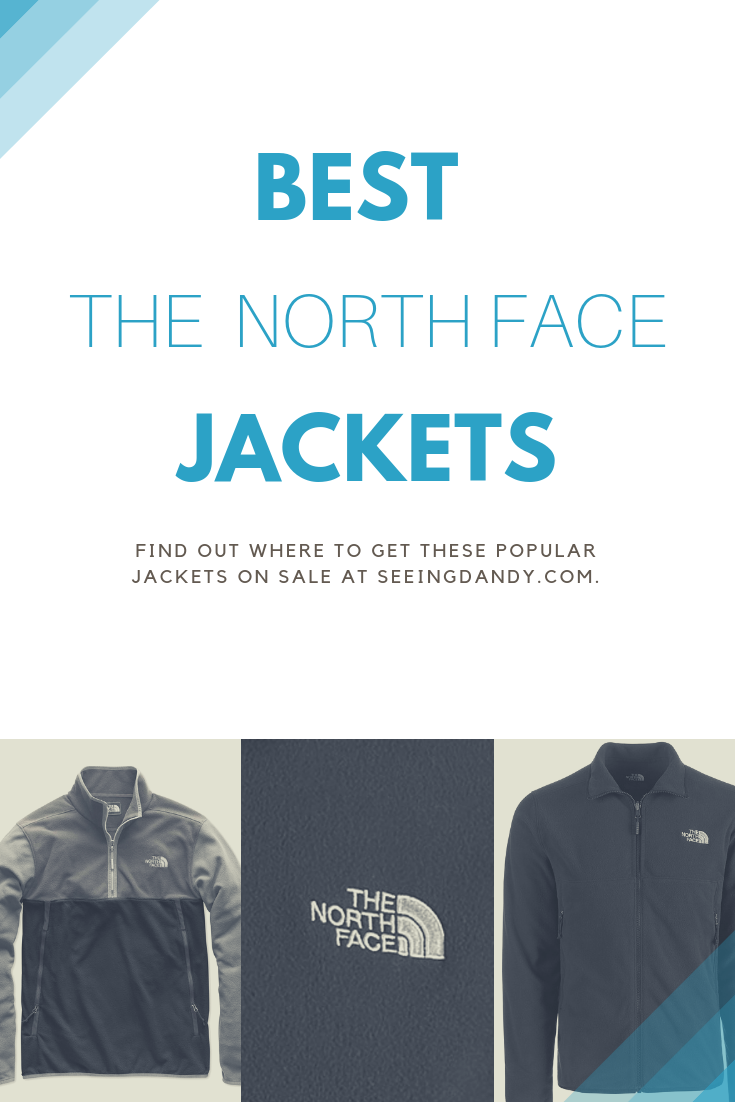 Best The North Face sale on jackets and fleece.