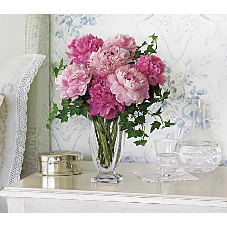 Pink peonies Mothers Day gift ideas