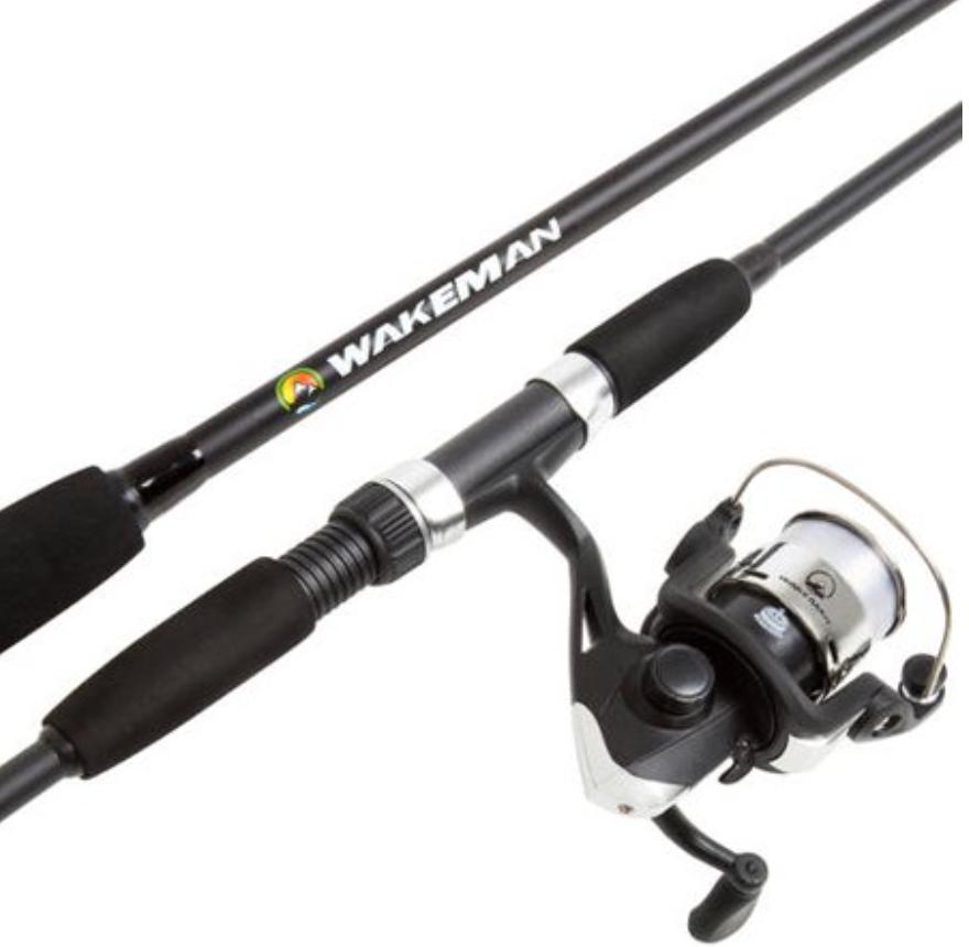 Wakeman fishing rod deal at Walmart.
