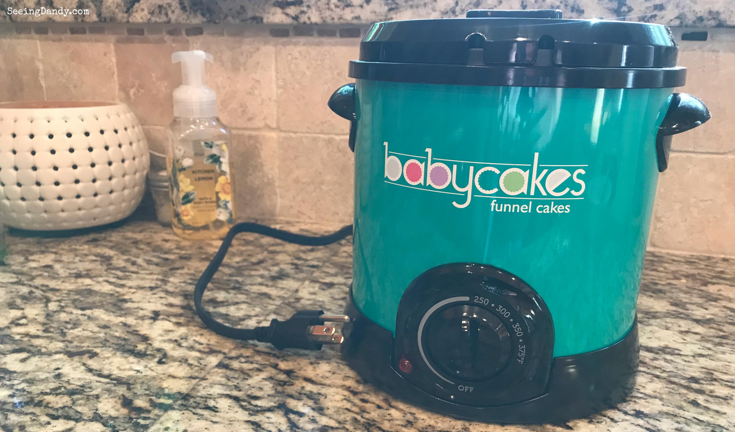 Babycakes funnel cake maker.