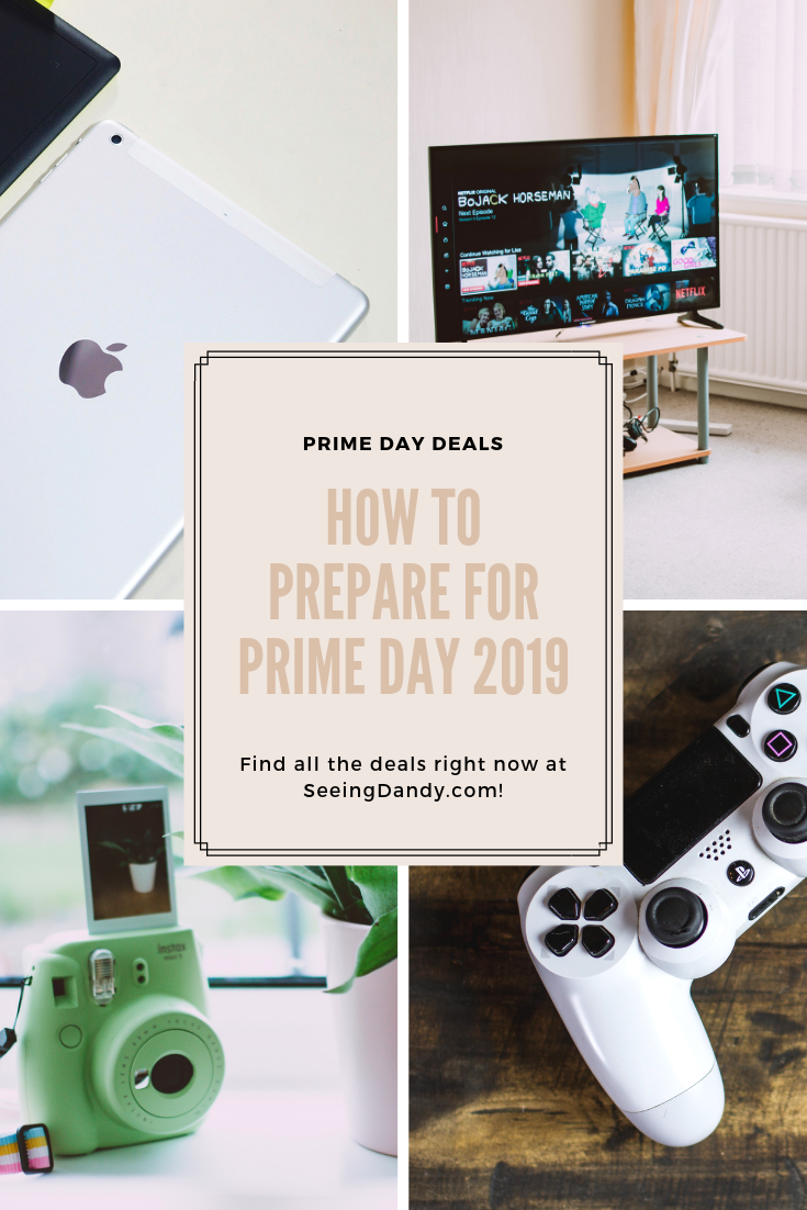 Best Prime Day 2019 deals.